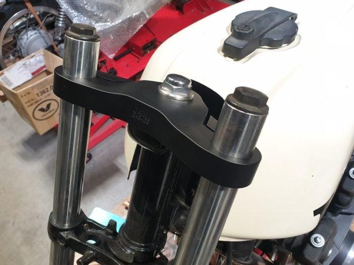 Honda CB750 F Cafe Racer Build 12