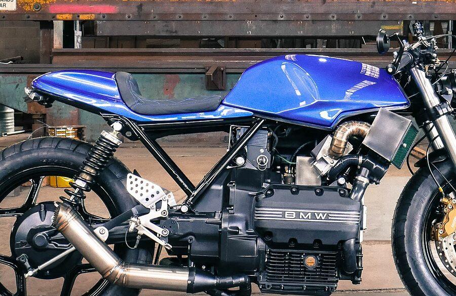 BMW K100, K75, K1100 Bolt Dress up Kit 4