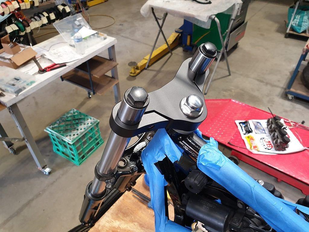 Honda CB750 F Cafe Racer Build 40