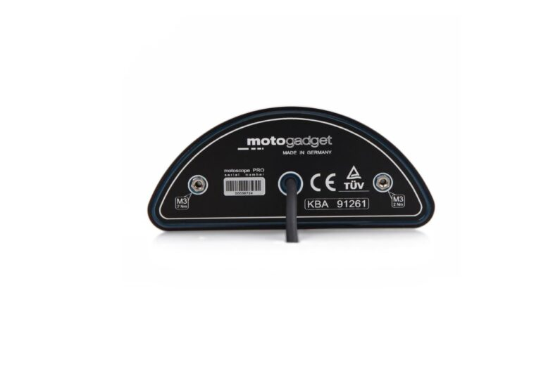 Motogadget Motoscope Pro - Digital Dashboard 7
