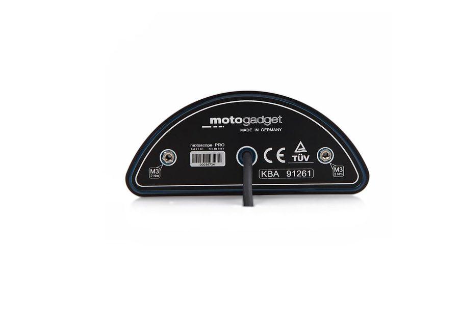 Motogadget Motoscope Pro - Digital Dashboard 4