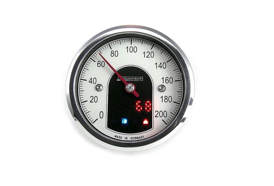 Motogadget Motoscope Tiny - Analogue Dashboard 5