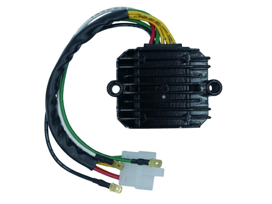 Rick's Motorsport Electrics Honda CB750 (70's) Lithium Ion Battery Compatible Rectifier Regulator 14_100 2