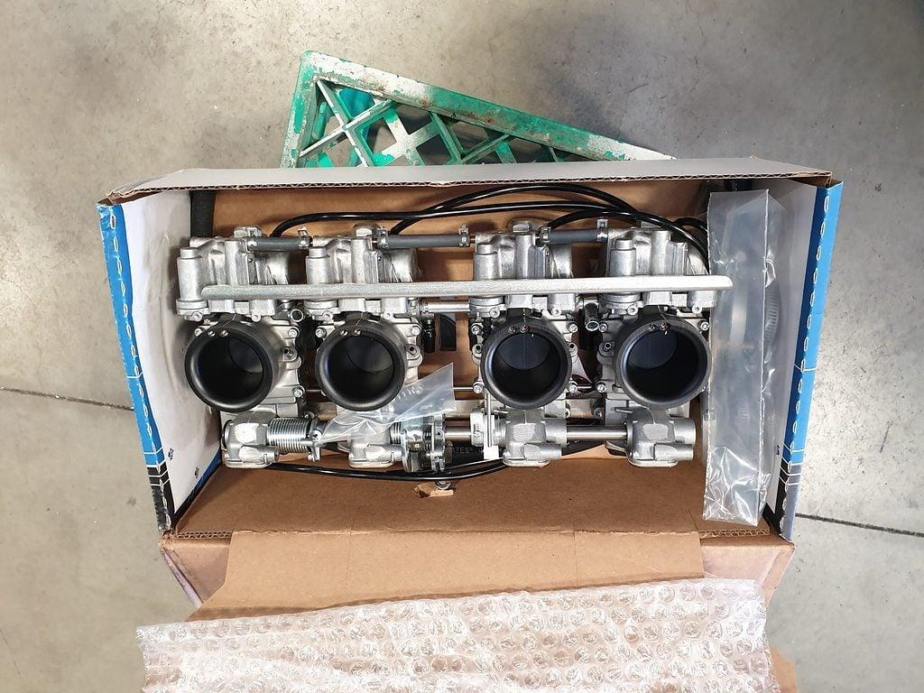 Honda CB750 F Cafe Racer Build 87
