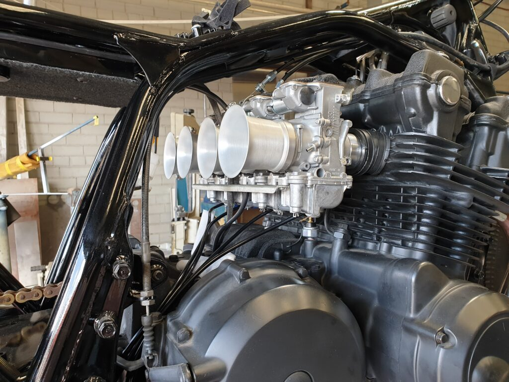 Honda CB750 F Cafe Racer Build 88