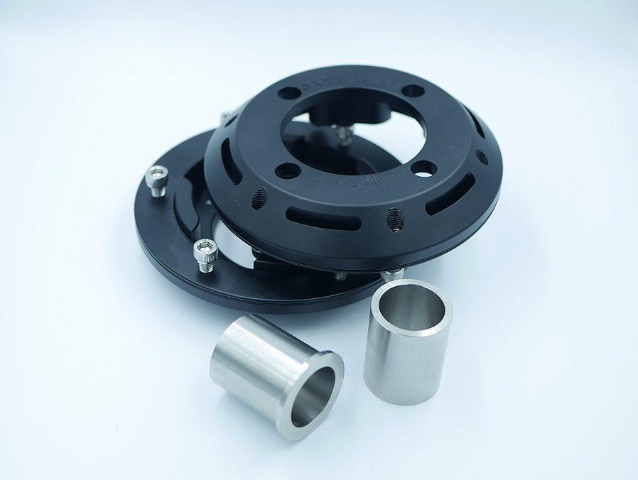 BMW K100 / K75 Wheel - Brake Disc / Rotor Adapter Kit 1
