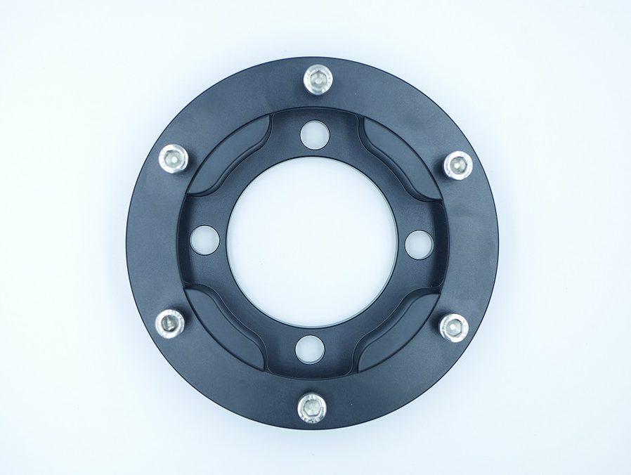 BMW K100 / K75 Wheel - Brake Disc / Rotor Adapter Kit 3