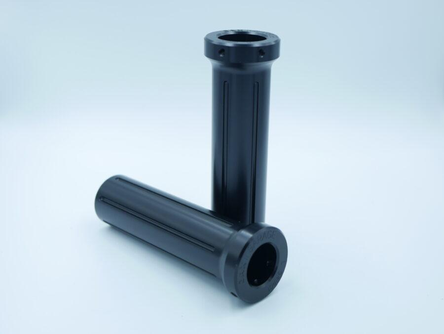 """JAX Garage Billet Grips (22mm / 7/8"""") 5"""