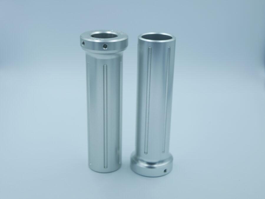 """JAX Garage Billet Grips (22mm / 7/8"""") 6"""