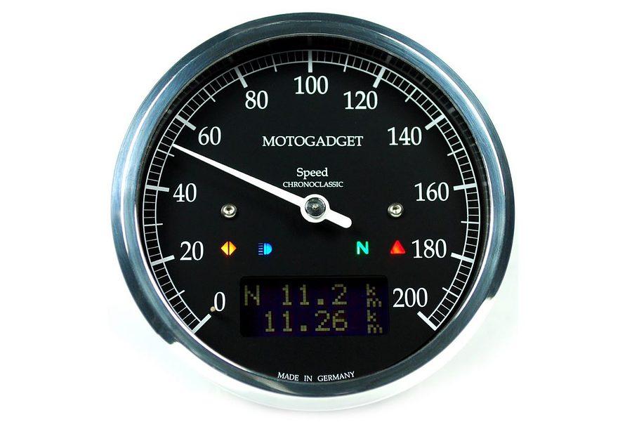 Motogadget Chronoclassic Speedo 1