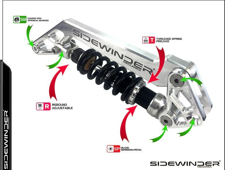 BMW Sidewinder Meccanica K-KIT K10Z 9