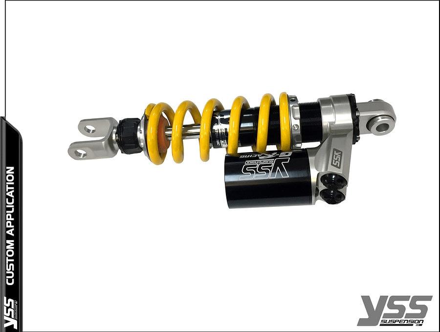 BMW K100/K75 YSS MG RetroRides Shock 10