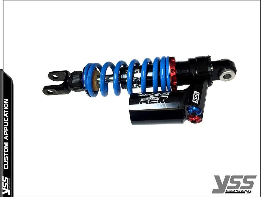BMW K100/K75 YSS MG RetroRides Shock 9
