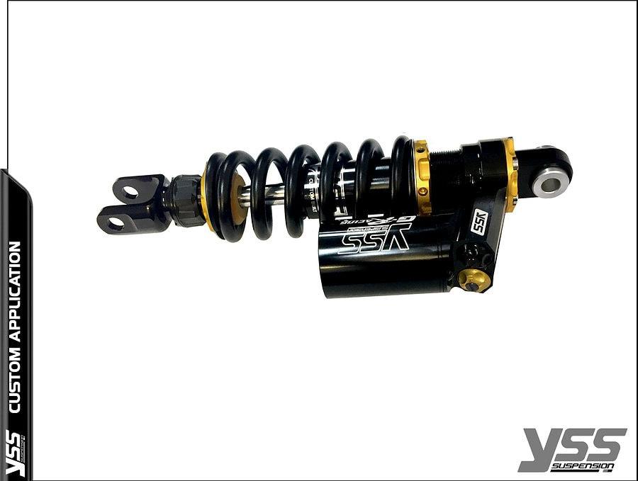 BMW K100/K75 YSS MG RetroRides Shock 11