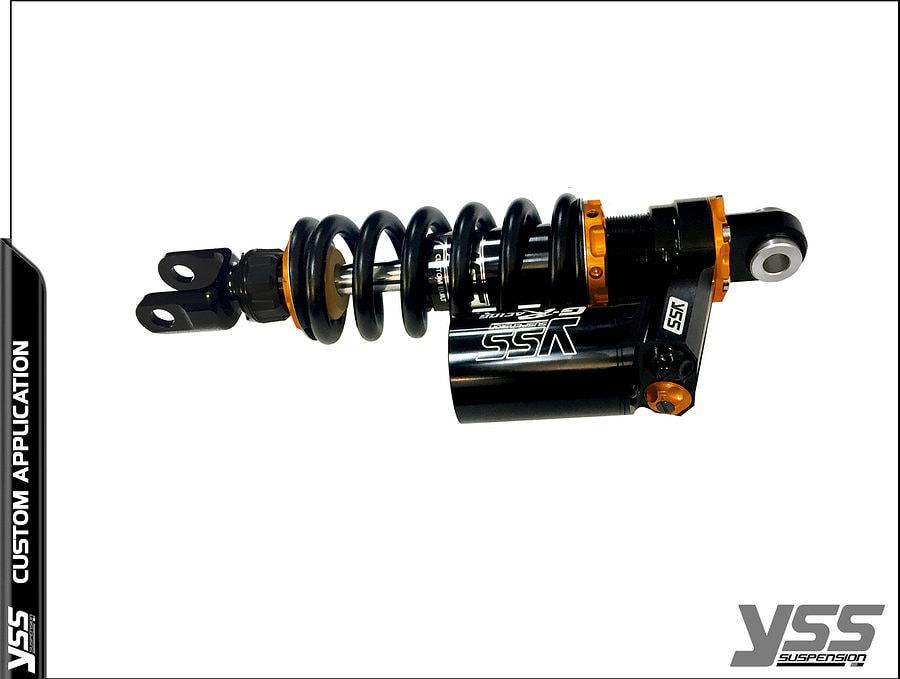 BMW K100/K75 YSS MG RetroRides Shock 12
