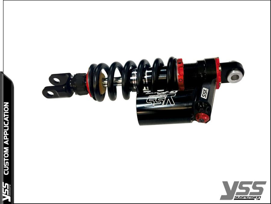 BMW K100/K75 YSS MG RetroRides Shock 14