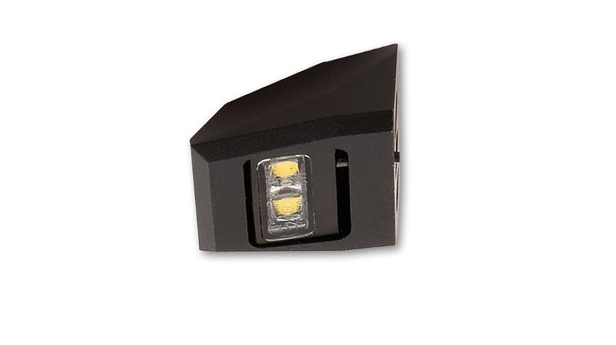 Highsider License plate light - Split XL 2