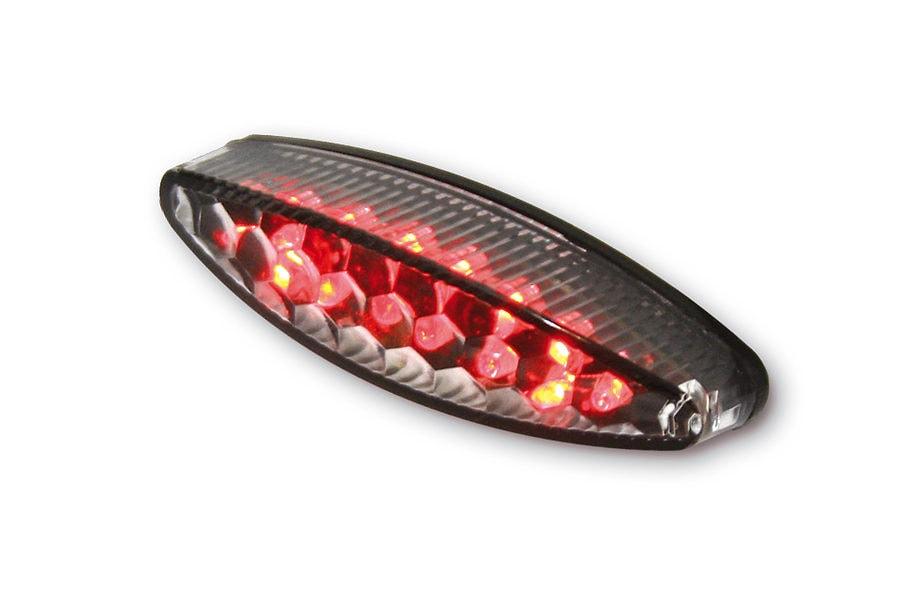 Highsider LITTLE NUMBER1 LED tail light with license plate light 4
