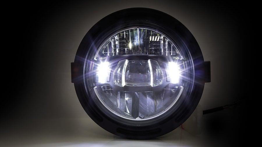 HIGHSIDER LED 5 3/4-inch Type 10 Headlight 4