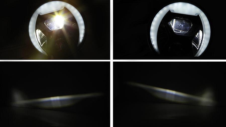 HIGHSIDER LED 7-inch Type 8 Headlight 5