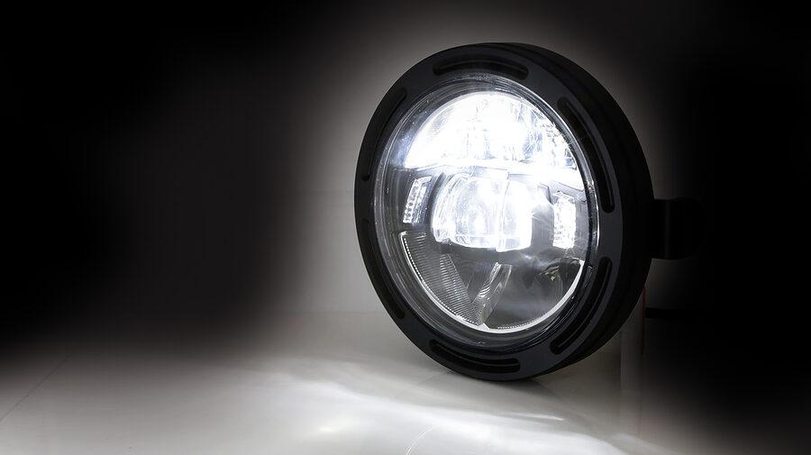 HIGHSIDER LED 5 3/4-inch Type 10 Headlight 5